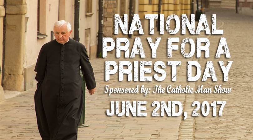pray for a priest day